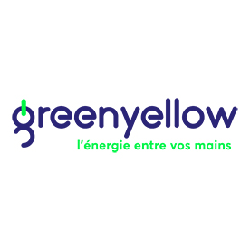 Logo Green yellow - l'énergie entre vos mains