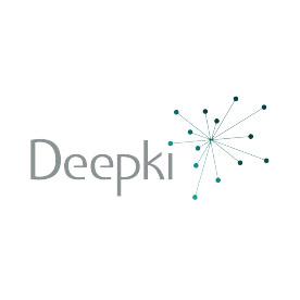 Logo Deepki