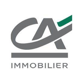 Logo Crédit Agricole Immobilier