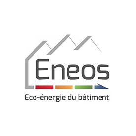 Logo Eneos - Eco-énergie du bâtiment