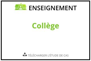 Télécharger l'étude de cas Collège